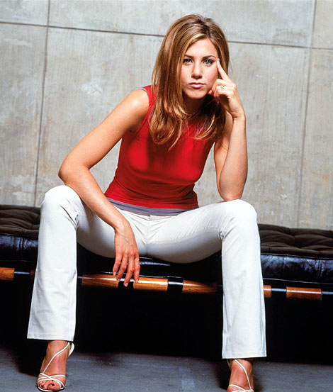 Actriz Jennifer Aniston