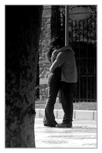 amor, romance, pareja