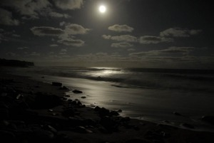soledad, luna